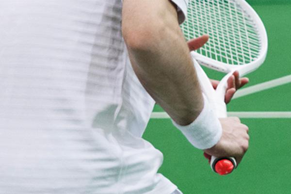 Sony, le capteur tennis