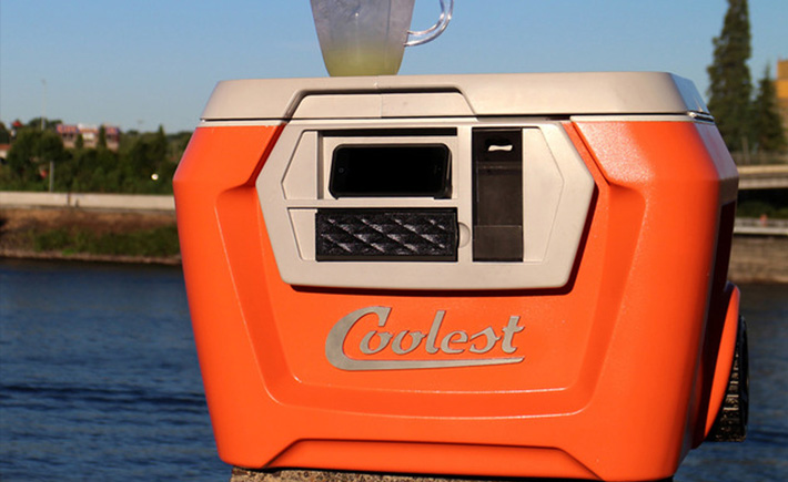 Glacière : The Coolest Cooler, record Kickstarter