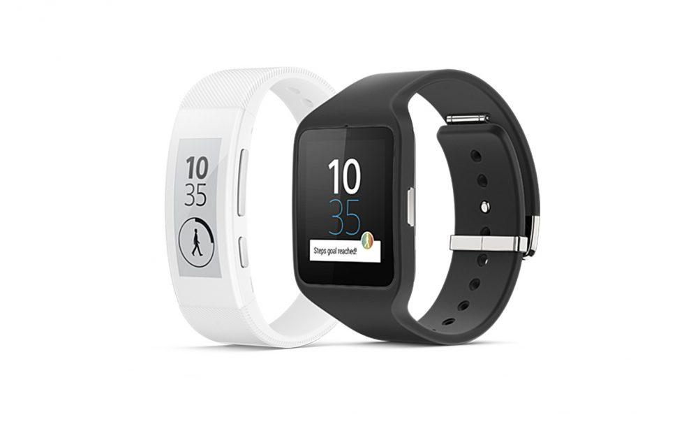 smartwatch 3 et smartband talk les nouveaut s sony. Black Bedroom Furniture Sets. Home Design Ideas