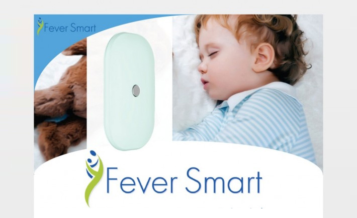 fever smart le thermom tre connect en permanence. Black Bedroom Furniture Sets. Home Design Ideas