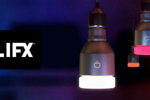 Ampoule connectée Lifx