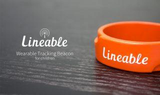 Lineable, bracelet connecté