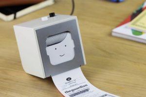 Little Printer : Fin de l'aventure en mars 2015