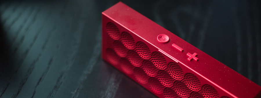 Mini Jambox Jawbone : enceinte Bluetooth