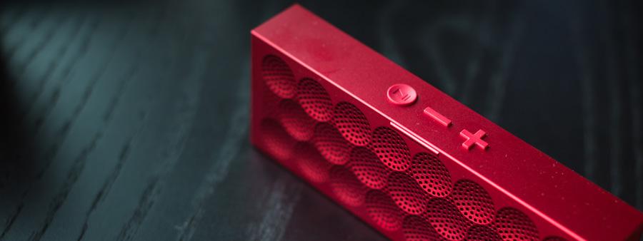 Mini Jambox Jawbone : enceinte Bluetooth