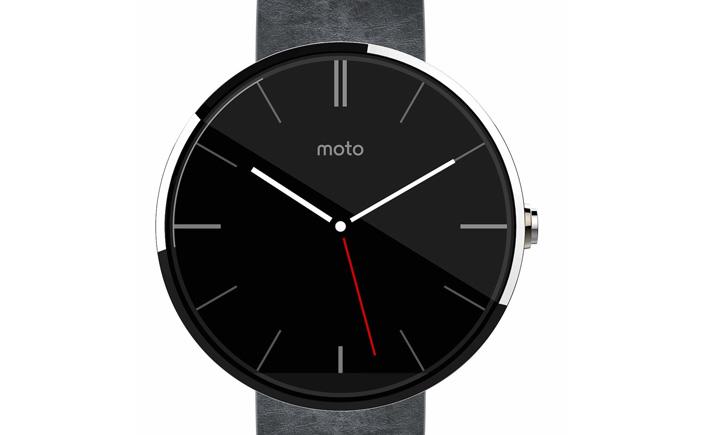 Moto 360 : Montre connectée Motorola