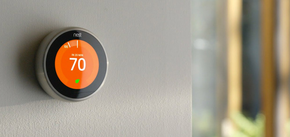 thermostat nest avis prix caract ristiques techniques. Black Bedroom Furniture Sets. Home Design Ideas
