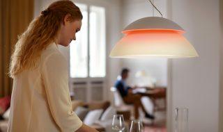 Philips Hue Beyond : Lampe connectée