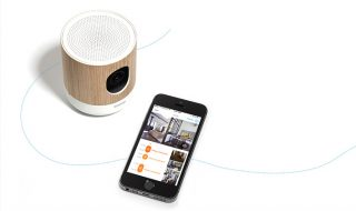 withings home, caméra hd