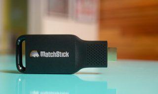 Firefox OS Matchstick