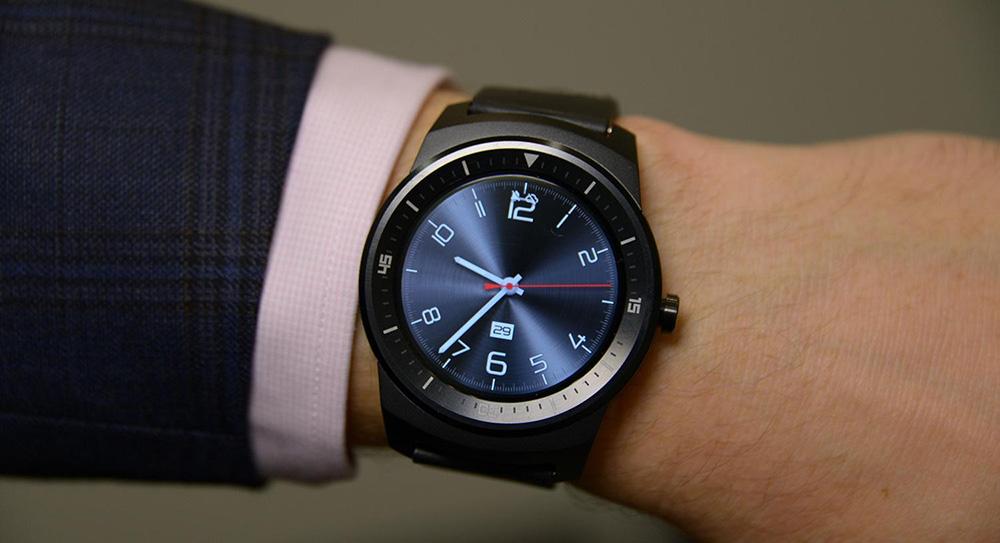 Ecran LG G Watch R