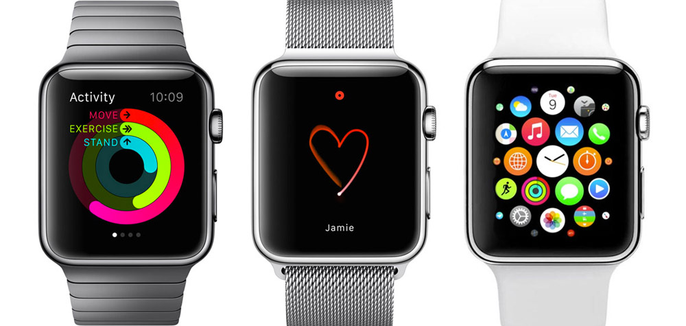 apple watch avis prix et caract ristiques de la montre. Black Bedroom Furniture Sets. Home Design Ideas