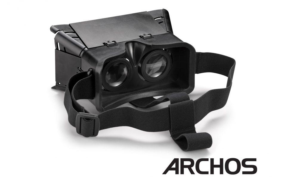 Archos VR Glasses, casque réalité virtuelle