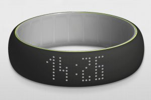Fluxgate, un bracelet connecté GPS
