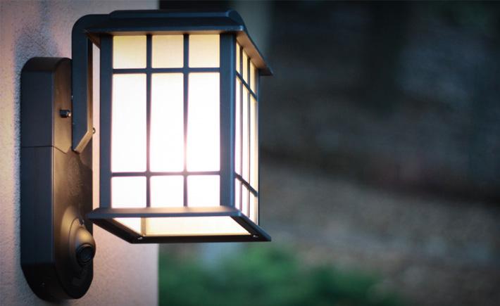 luminaire exterieur wifi