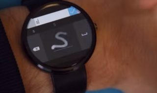 Microsoft, clavier Android Wear