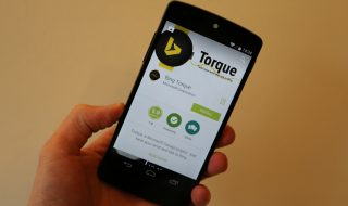 Microsoft Torque, Bing pour Android Wear