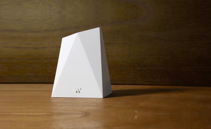 Notti, une lampe connectée sur Kickstarter