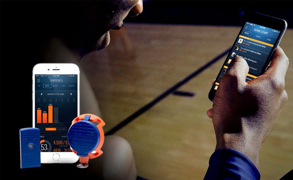 ShotTracker Basketball
