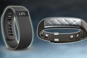Comparaison : Jawbone UP3 ou Fitbit Charge