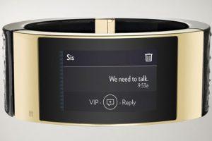 MICA : Caractéristiques du bracelet Intel
