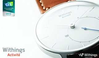 Withings remporte 3 CES Innovation Awards