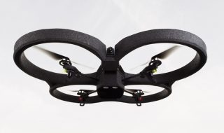AR Drone Parrot, G Watch R et GoPro HERO4 en vente flash
