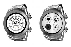 Burg 27, une smartwatch Android