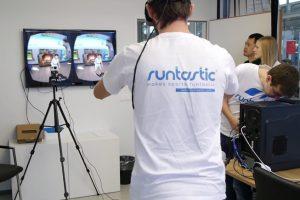 Runtastic sur l'Oculus Rift ?