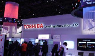 Bracelet connecté Toshiba