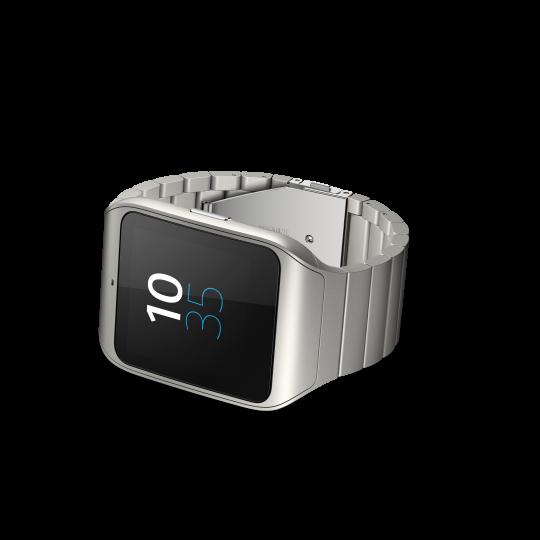 Smartwatch 3 Sony métal