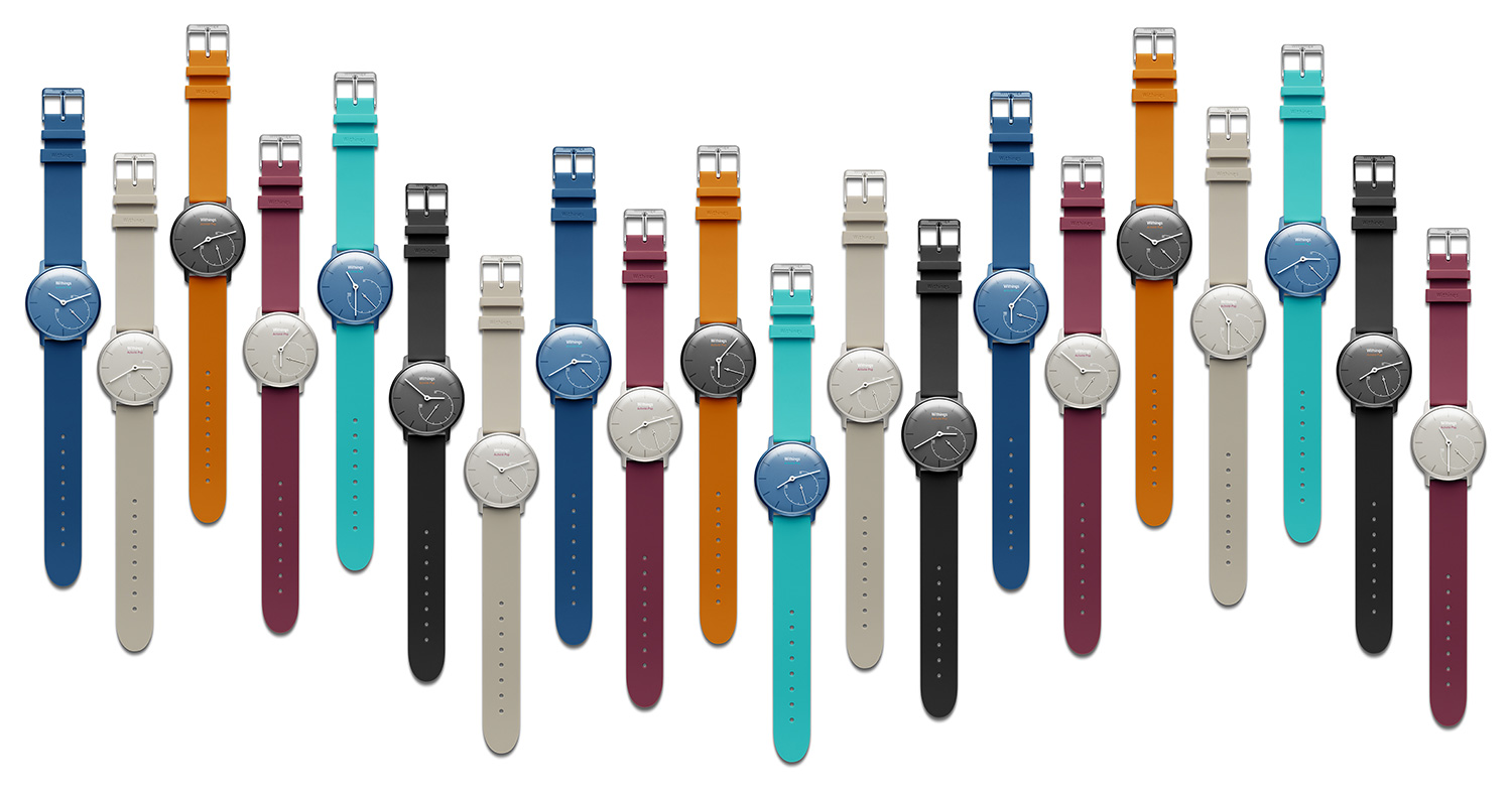 Couleurs Activité Pop Withings