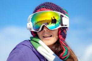 RideOn, le masque de ski VR