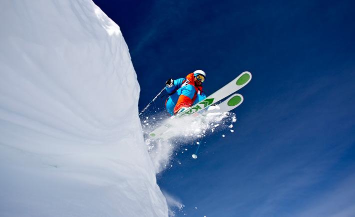 Ski connecté !
