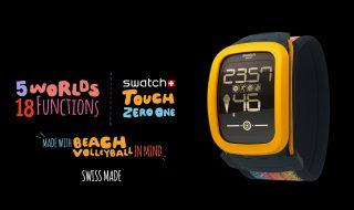 Montre connectée Swatch