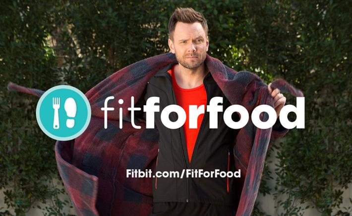 Fitbit s'engage dans le caritatif avec FitForFood