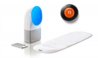 Withings Aura Nest Thermostat