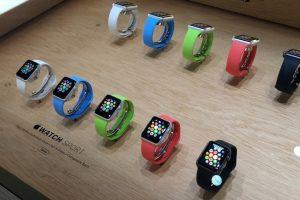 Jawbone UP24 et Nike Fuelband exclus de l'Apple Store