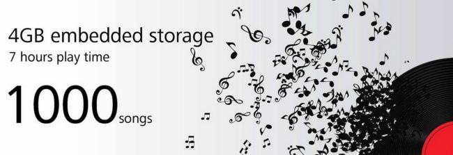 Écoutez de la musique sans votre téléphone