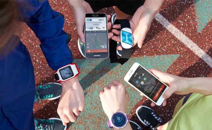 Nike+ ajoute le support Garmin et TomTom