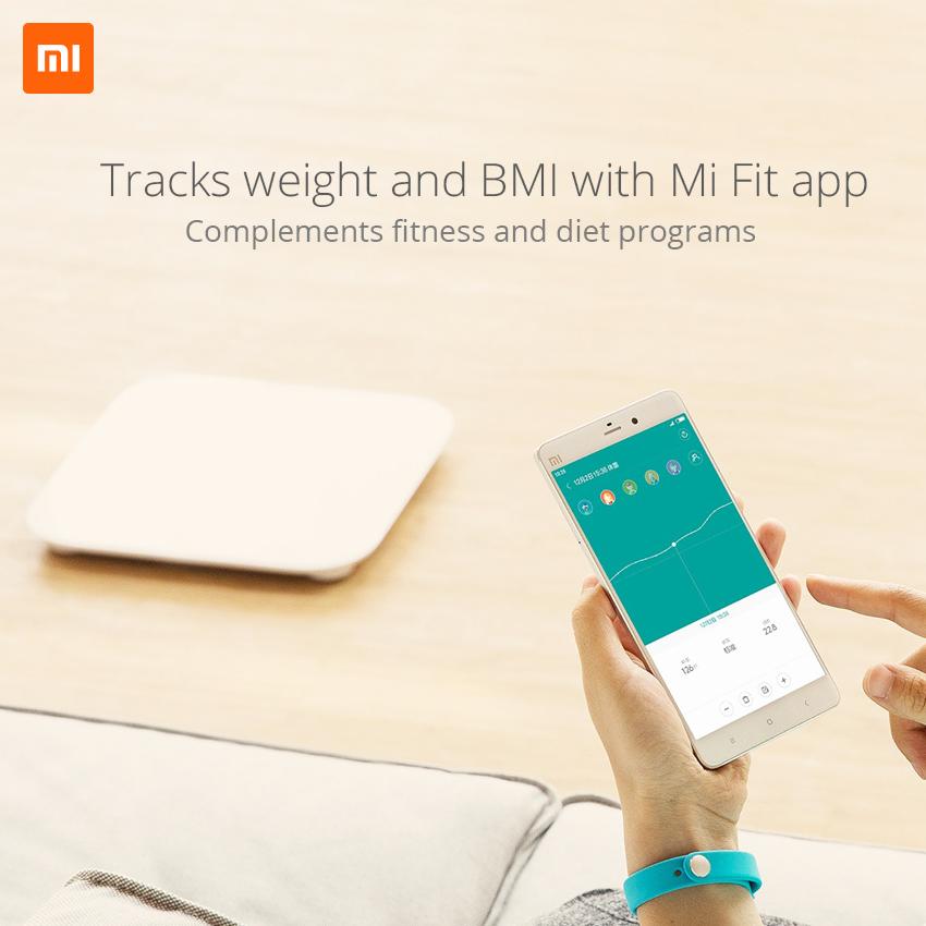 L'application Mi Fit de Xiaomi