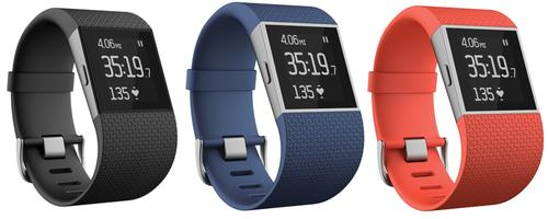 test du fitbit surge une montre connect e pour sportifs. Black Bedroom Furniture Sets. Home Design Ideas