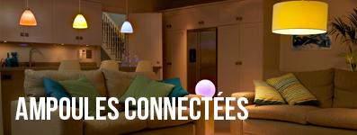 Guide d'achat ampoules connectées