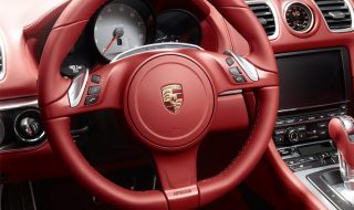 Porsche adopte le Carplay Apple