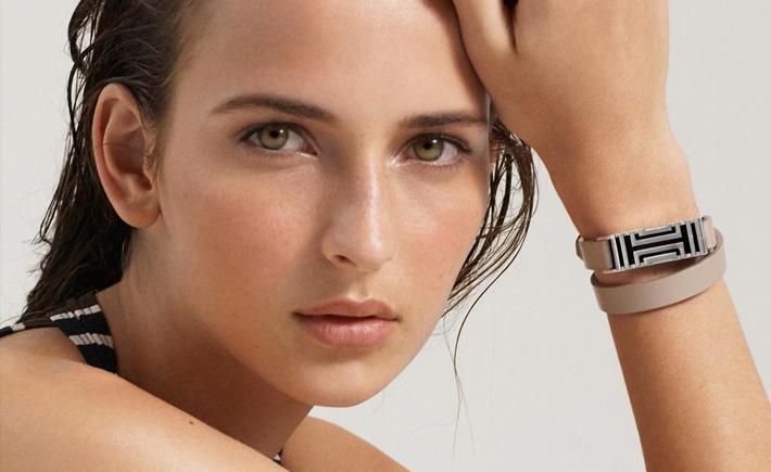 fitbit flex 2 bracelet cuir