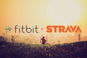 Fitbit et Strava s'associent