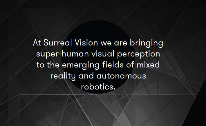 Oculus rachète Surreal Vision
