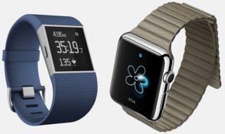L'Apple Watch n'a pas tué Fitbit