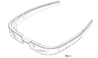 Nouveau design des Google Glass ?