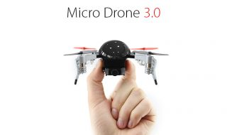 Le Micro Drone 3.0 sur IndieGoGo